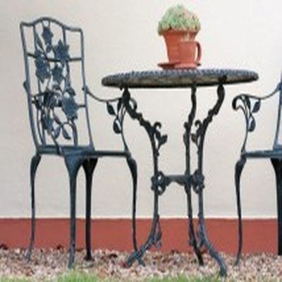 Ковано желязо  мебели за дома